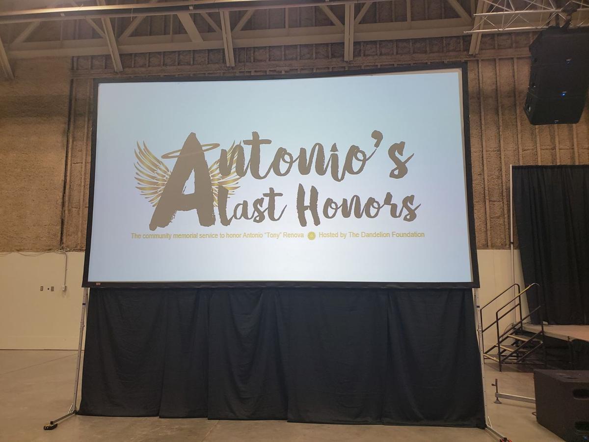 Antonio's Last Honors