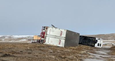 I-80 closed between Laramie and Cheyenne to light, high-profile vehicles
