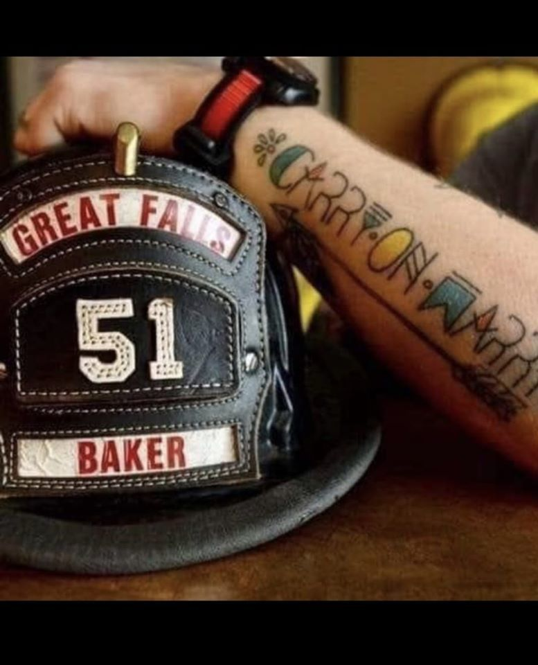 "Remembering our local heroes: Jason Baker named ""Hero WOD"""