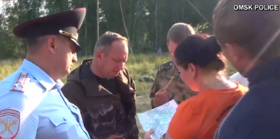 3-year-old Russian boy found after lost for two nights in a Siberian forest
