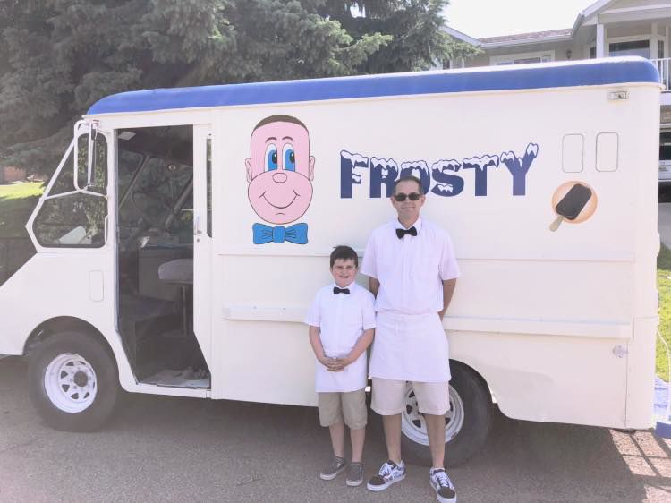 Frosty of Montana is Back in Great Falls