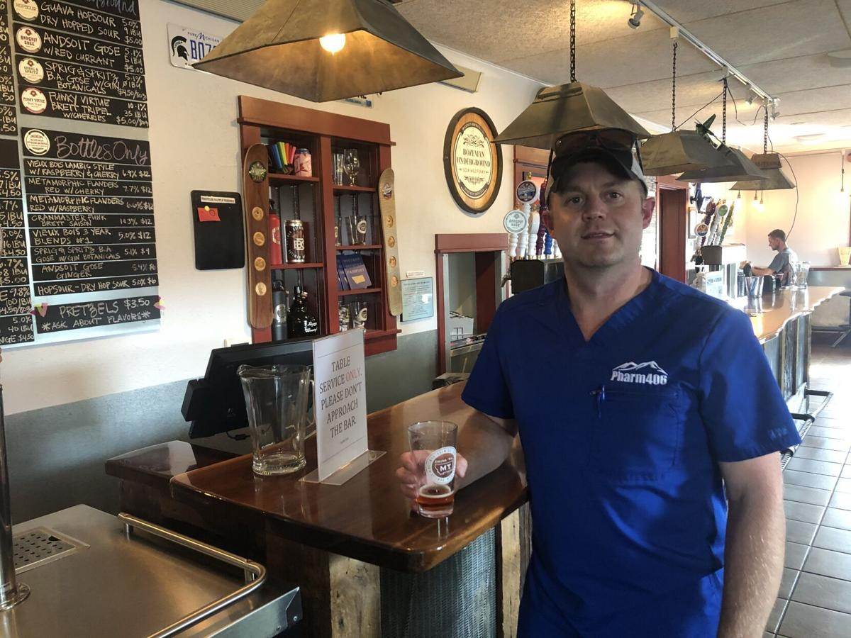 Get a brew and not the flu at Bozeman Brewing Company today