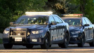 Billings police cars