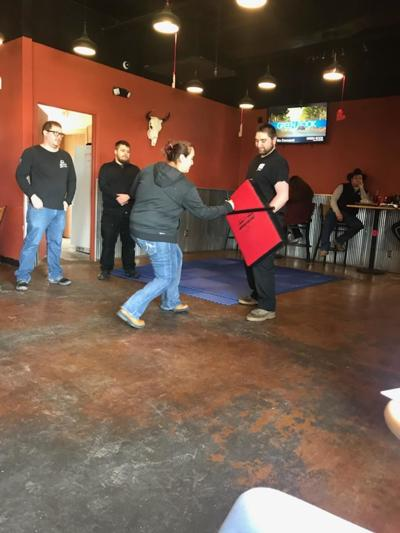 Women learning self-defense tactics to face MMIW issue