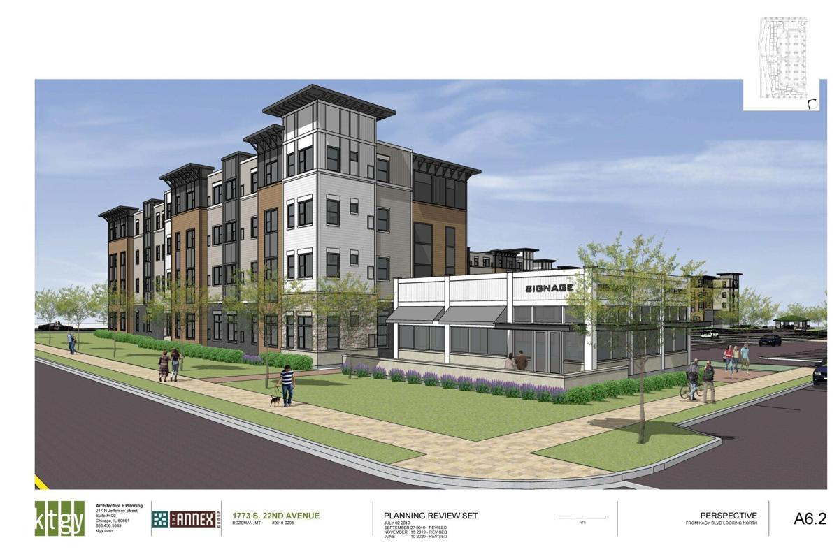 Expansive Bozeman workforce housing community breaking ground near Kagy and 19th Ave