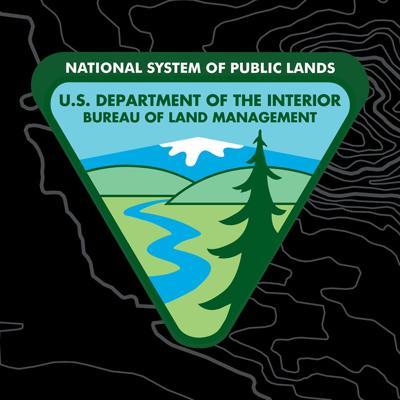 Bureau of Land Management BLM Logo