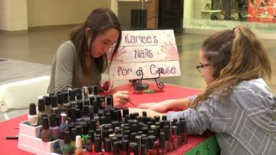 Karlee's Nail Painting for a Cause