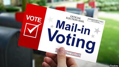Mail-In Voting MGN