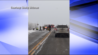 Highway 312 Crash