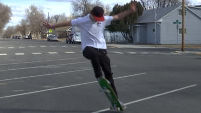 'I love skating. It's my passion:' Teen describes effort to bring a skate park to Laurel