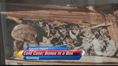 55-year-old cold case murder solved in Wyoming
