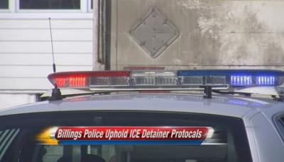 Billings police uphold ICE detainer policies