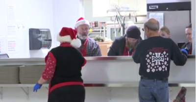 Montana Rescuer Mission serves hot meals for those in need this Christmas
