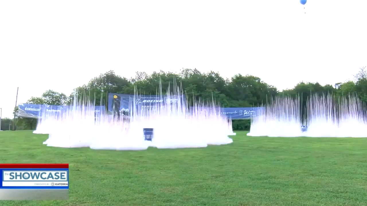 WATCH: 5000 Model Rockets Launched At The Same Time In Honor