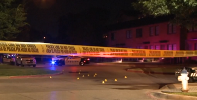 9 year-old girl shot as a result of a gang-related shooting of the wrong apartment