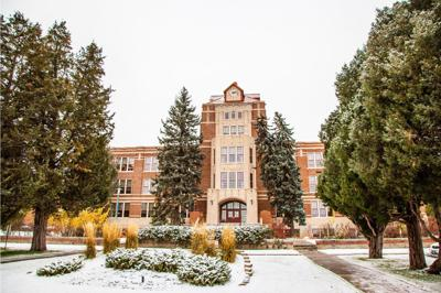 MSUB McMullen Hall