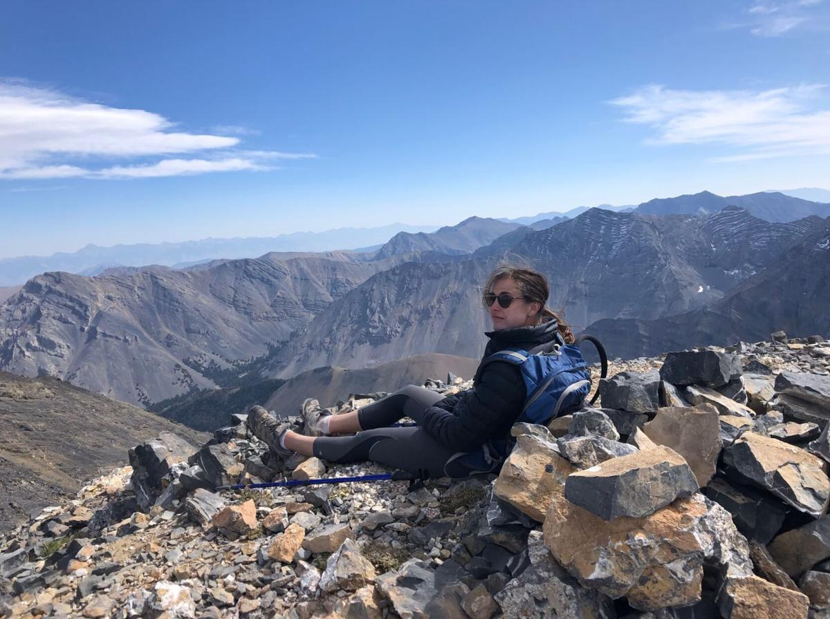 Missing hiker Tate Morell