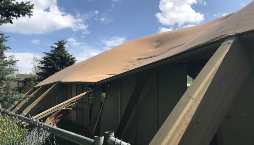 Large donation made to repair Bogert Pavilion