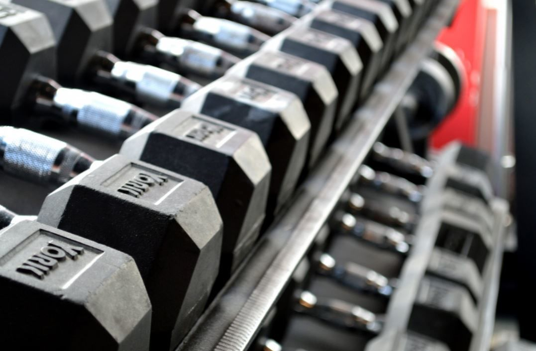 workout gym exercise weightlifting strong competition
