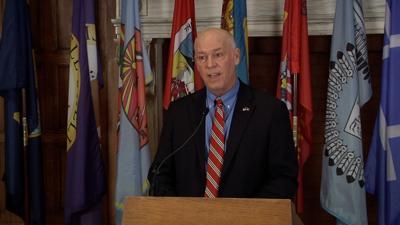 Gov. Gianforte reveals COVID-19 plan, intends to remove mask mandate