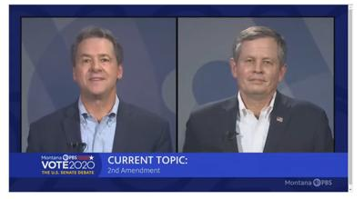 Daines and Bullock Debate