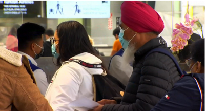 California travelers heading to India with mixed emotions