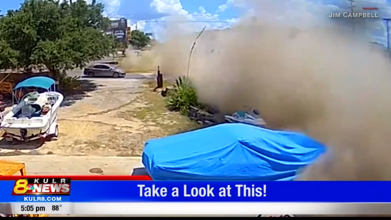 Take a Look at This: Crazy truck crash | National News | kulr8 com