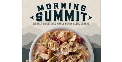PHOTO: General Mills Organic Cereal