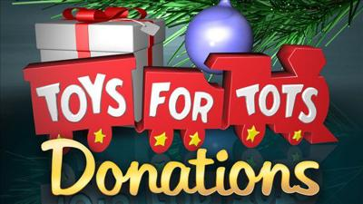 Toys for Tots seeks volunteers to help unpack toys November 18th