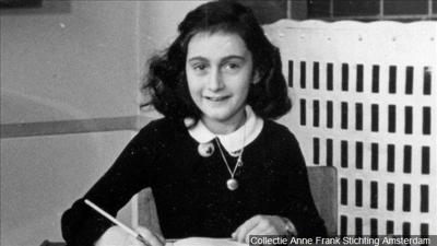 UN marks what would have been Anne Frank's 90th birthday