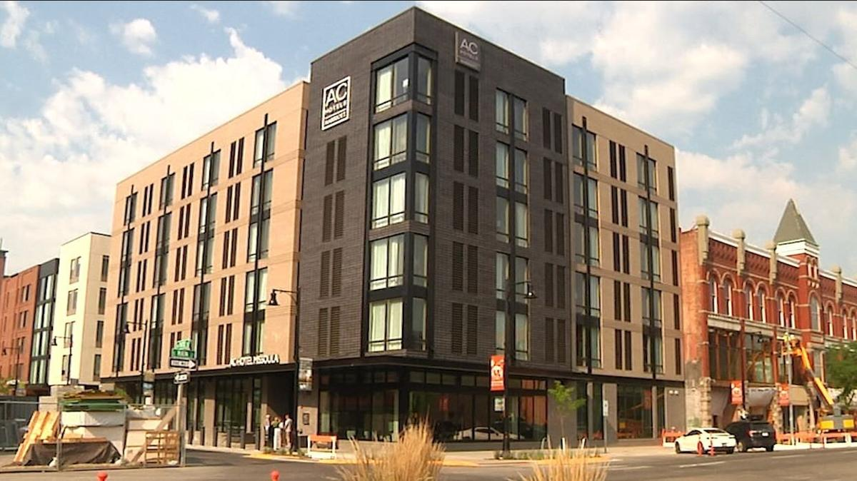 Revitalizing Missoula: Tire store turned hotel attracts residents and tourists