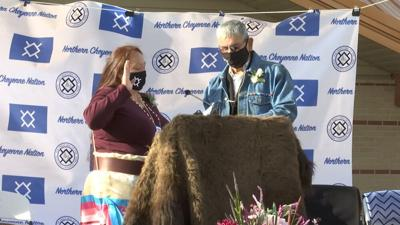 Northern Cheyenne Nation inaugurates seven women to tribal council