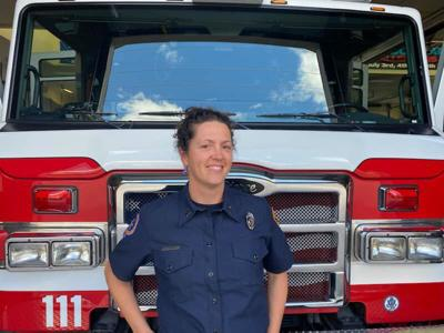 Missoula Fire Department promotes first female fire captain