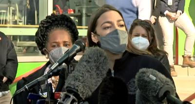 Congresswoman Alexandria Ocasio-Cortez raises more than 3 million for Texas story relief