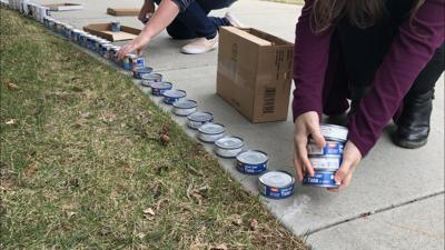 MSUB hosts food drive for locals affected by food insecurity