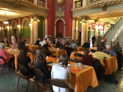 Girl scout raises awareness of food insecurity in Montana