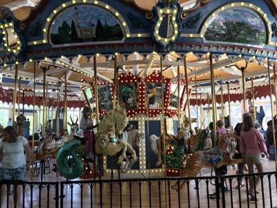 Great Northern Carousel reopen