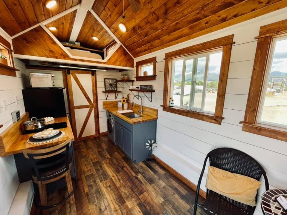 Livingston tiny home crafters find unexpected market of workforce housing