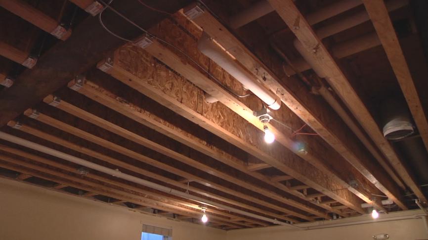Pov ceiling