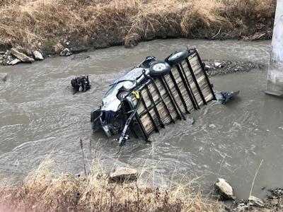 Missing North Dakota  family found dead in creek near Huntley