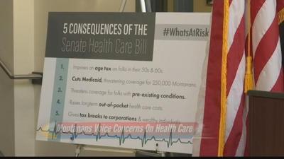 GOP healthcare bill raises concern in Billings