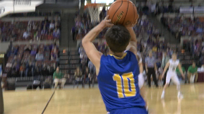 High School Divisional Basketball Highlights and Scores 2/24