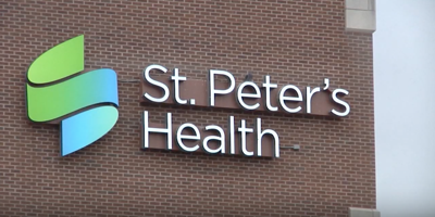 St. Peter's changing visitor restrictions & COVID-19 testing location
