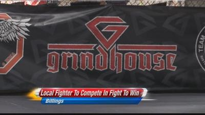 Local MMA fighter aims to put Billings on the map