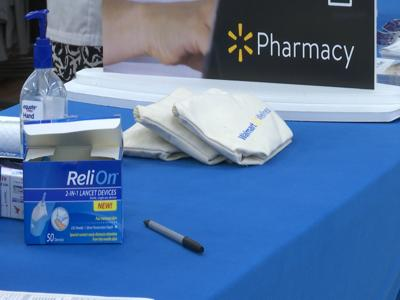 Walmart provides free wellness event to start the New Year