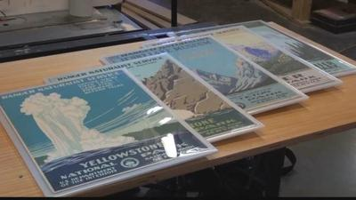 'Ranger Doug' Traveling Country to Talk About Rare National Park Posters