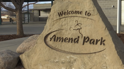 Amend Park to receive new upgrades