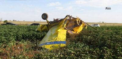 Gender reveal celebration ends in a plane crash