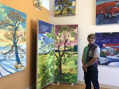 Livingston born-and-raised artist hosting retrospective exhibit