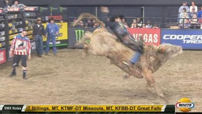 Billings PBR Round 2 Highlights and Scores